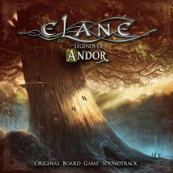 Legends of Andor (Original Board Game Soundtrack)