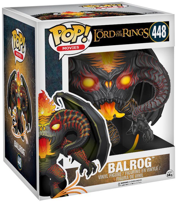 Balrog Pop Vinyl Lord Of The Rings
