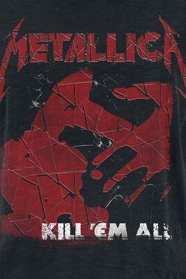 Kill 'Em All Shattered