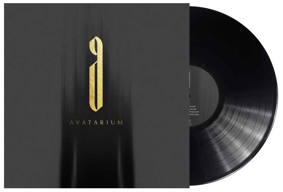 Image of Avatarium The fire I long for LP Standard