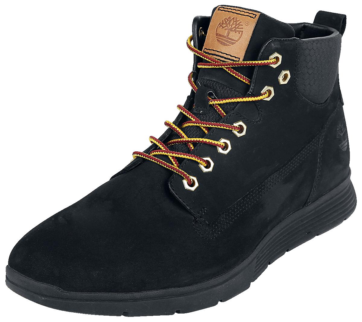 Timberland - Killington Chukka Sensorflex Black Nubuck - Sneakers - black image
