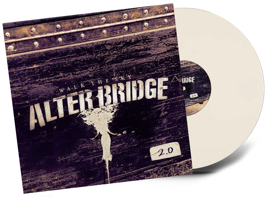 Alter Bridge  Walk the sky 2.0 - EP  EP  weiß