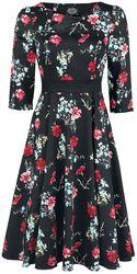 Yasmin Floral Tea Dress