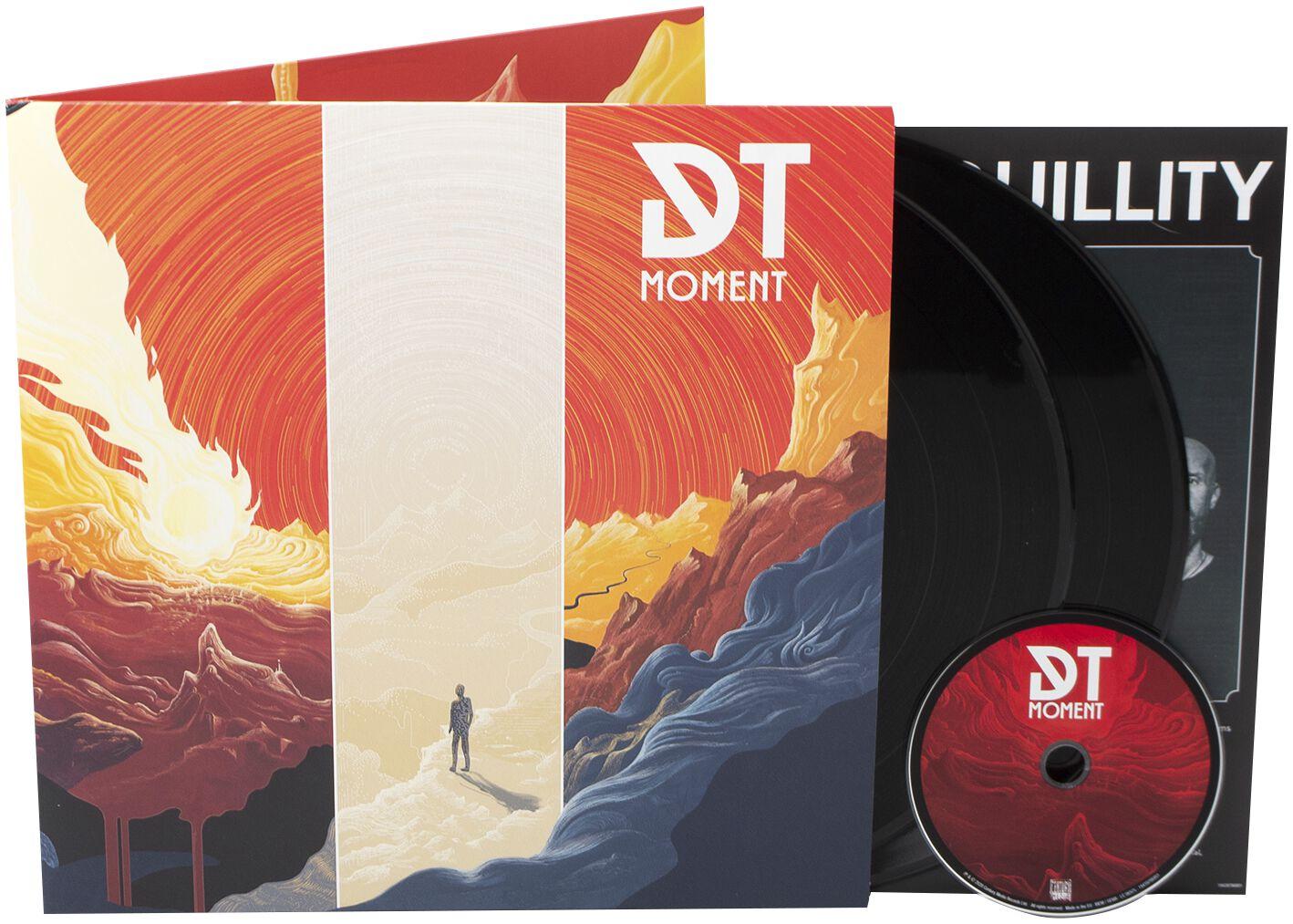 Image of Dark Tranquillity Moment 2-LP & CD Standard