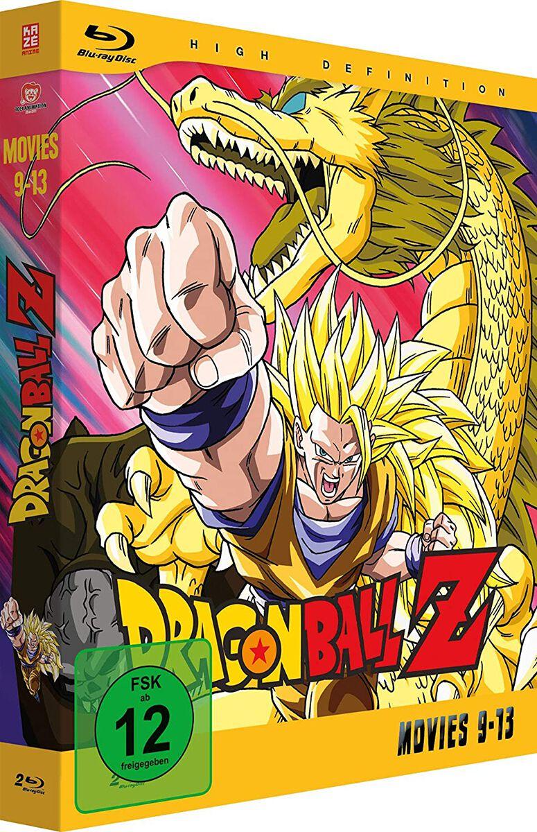 Image of Dragon Ball Z - The Movies - Vol.3 2-Blu-ray Standard