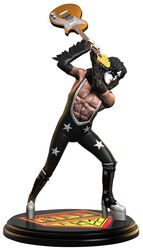 The Starchild (Paul Stanley) (ALIVE!) Rock Iconz Statue