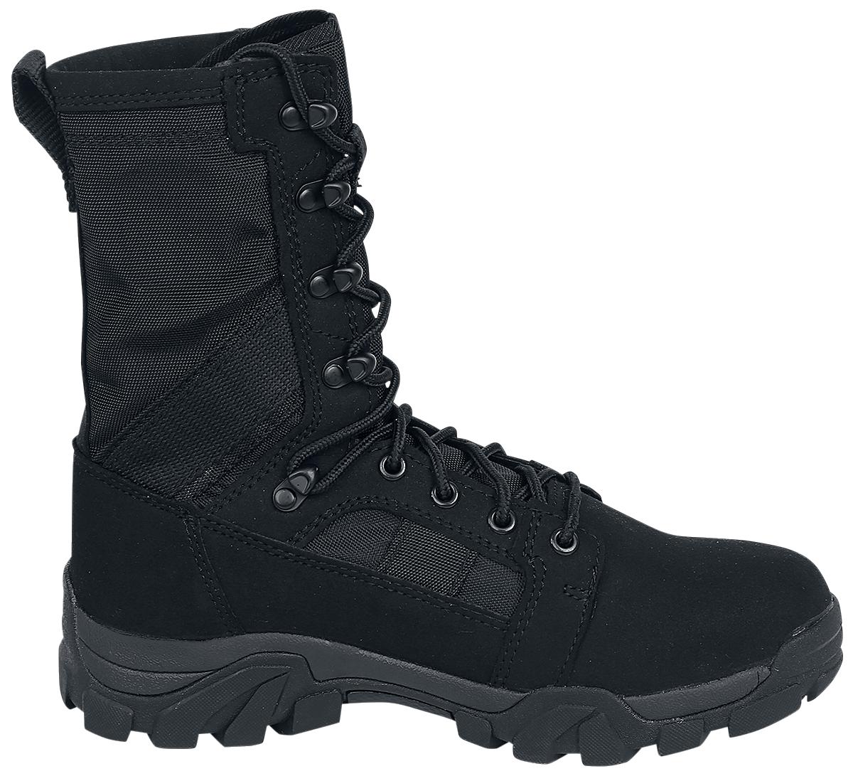 Image of Brandit Defense Boot Boots schwarz