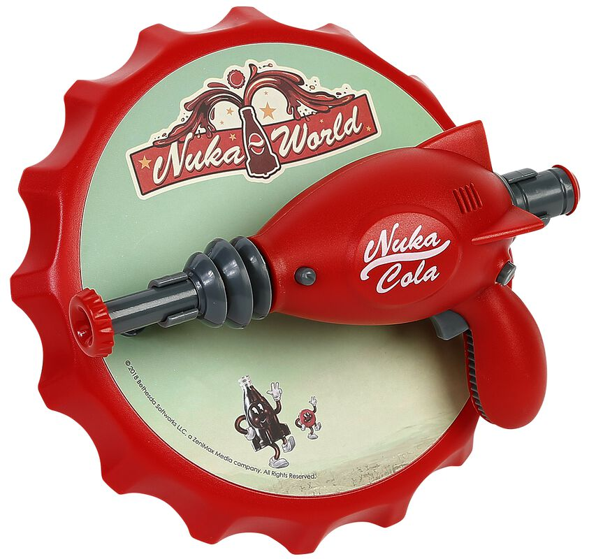 Nuka Cola Thirst Zapper Mini-Replik