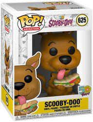 Scooby-Doo Vinyl Figure 625