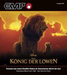 EMP Magazin Ausgabe Entertainment Unisex 03 2019