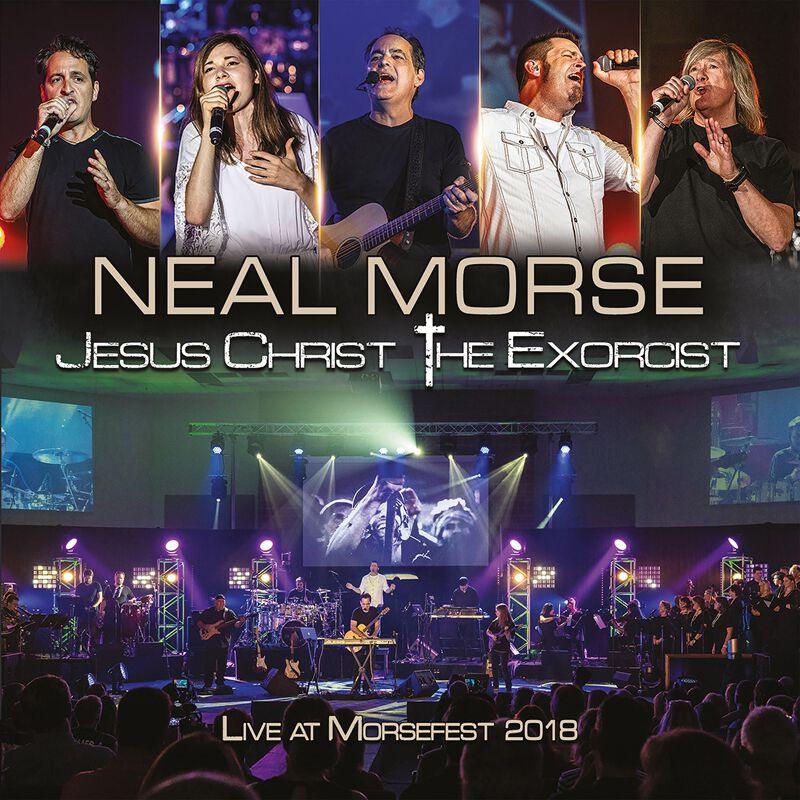 Jesus Christ the exorcist - Live at Morsefest 2018