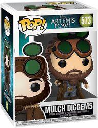 Mulch Diggems Vinyl Figur 573