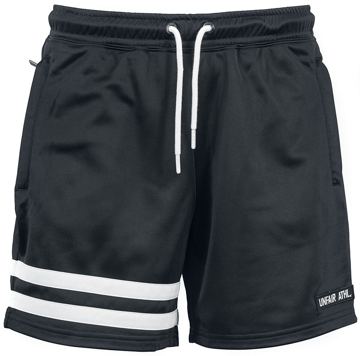 Unfair Athletics DMWU Athletic Shorts Short schwarz UNFR18-024