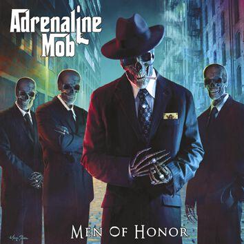 Image of Adrenaline Mob Men of honor CD Standard