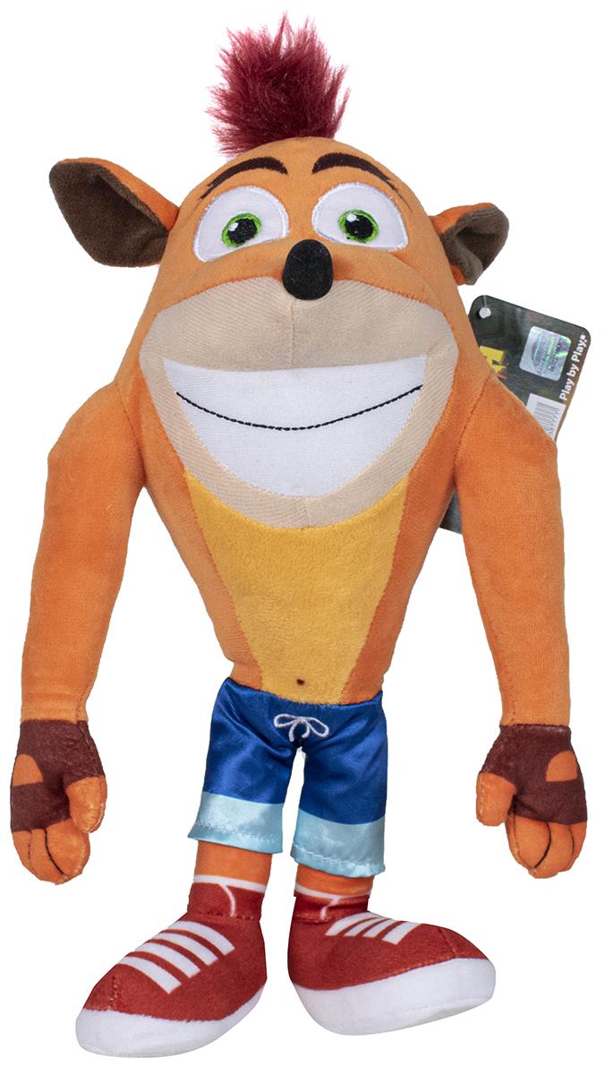 Crash Bandicoot - Crash - Plüschfigur - multicolor