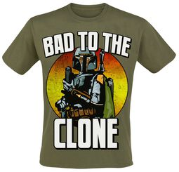Boba Fett - Bad To The Clone