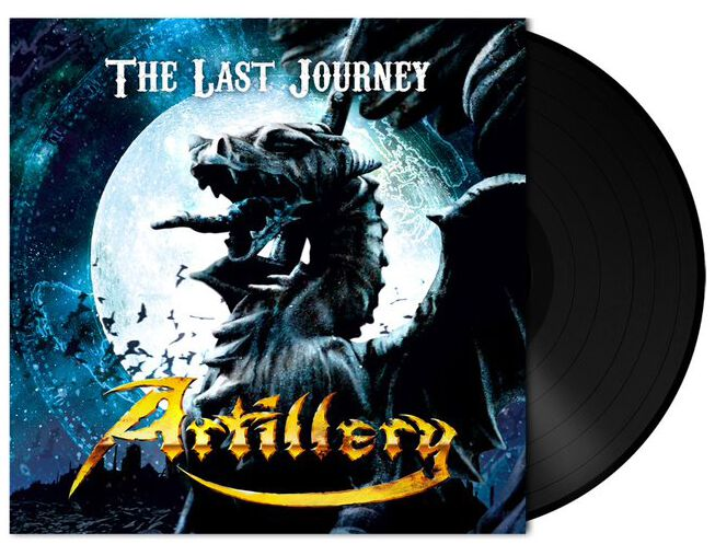 Image of Artillery The last journey 7 inch-SINGLE Standard