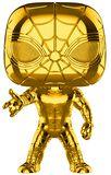 Marvel Studios 10 - Iron Spider (Chrome) Vinyl Figure 440