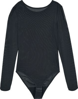 Ladies Tech Mesh Longsleeve Body