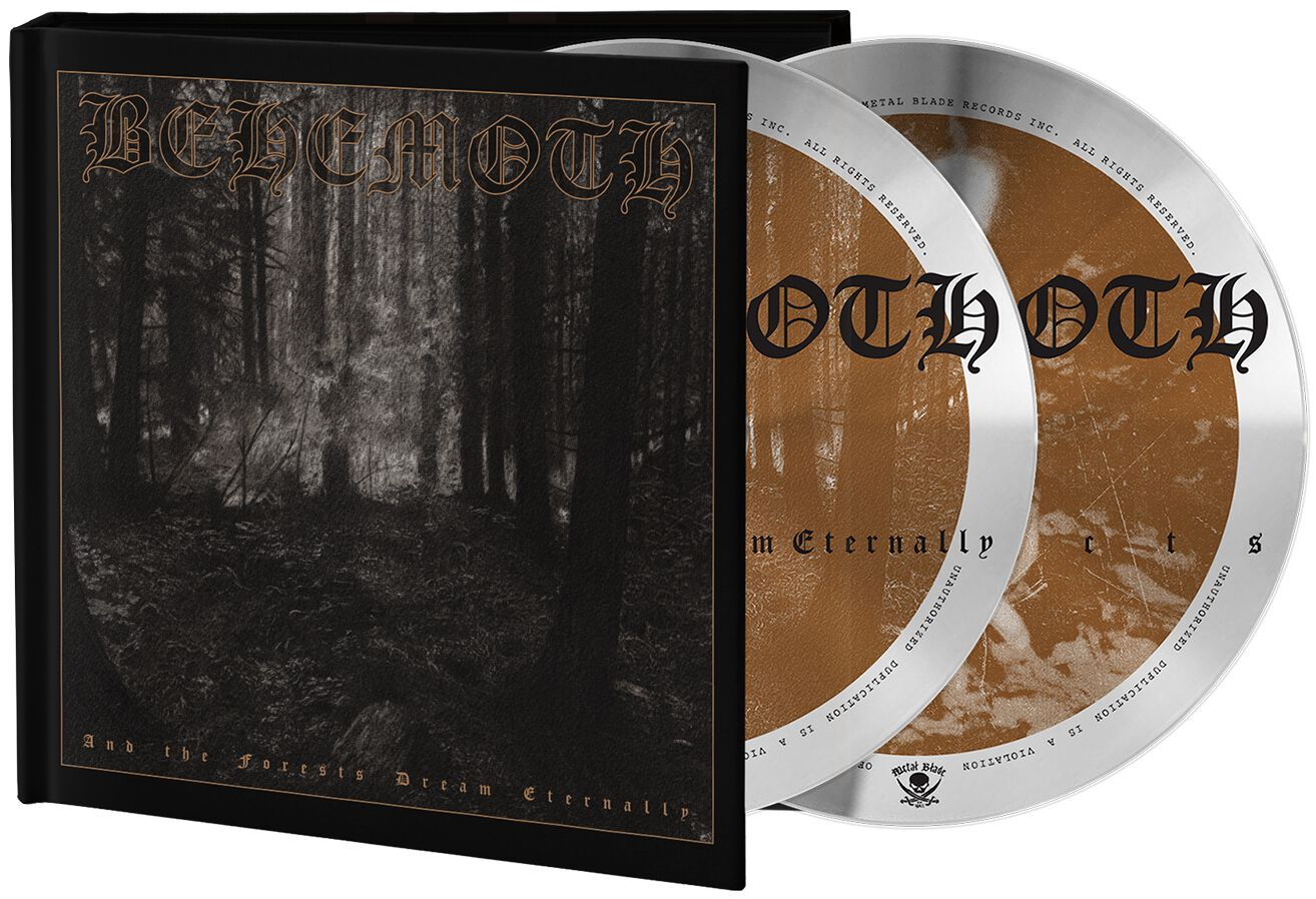 Image of Behemoth And the forests dream eternally 2-CD Standard
