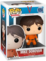 V - Die Besucher Mike Donovan Vinyl Figur 1056