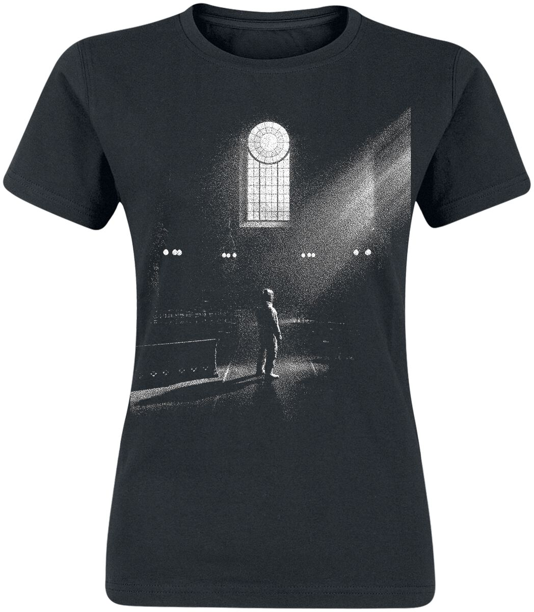 Image of Architects FTTWTE Cover Girl-Shirt schwarz