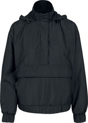 Ladies Panel Pull Over Jacket