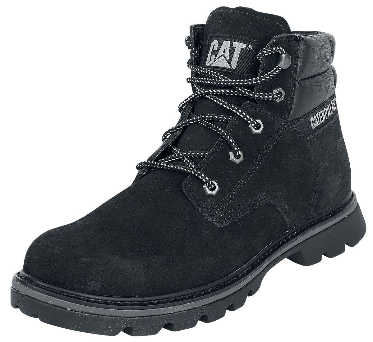 Image of CAT Footwear Quadrate Anfibi/Stivali nero