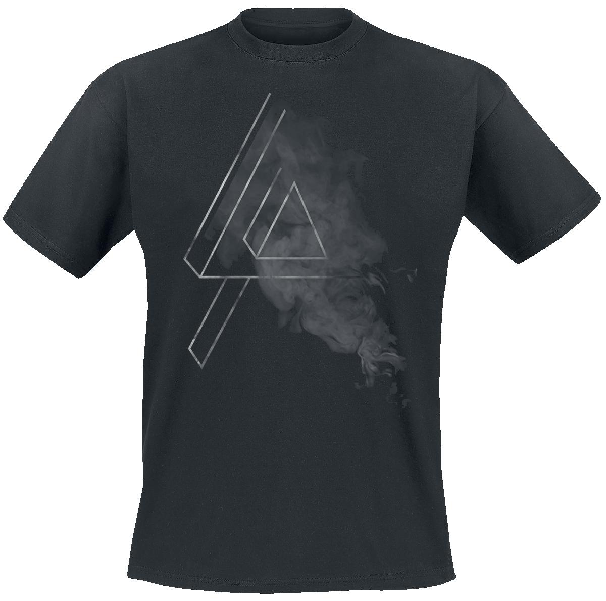 Linkin Park - Smoke Logo - T-Shirt - black image