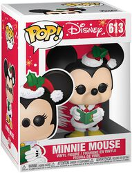 Minnie Maus (Holiday) Vinyl Figure 613