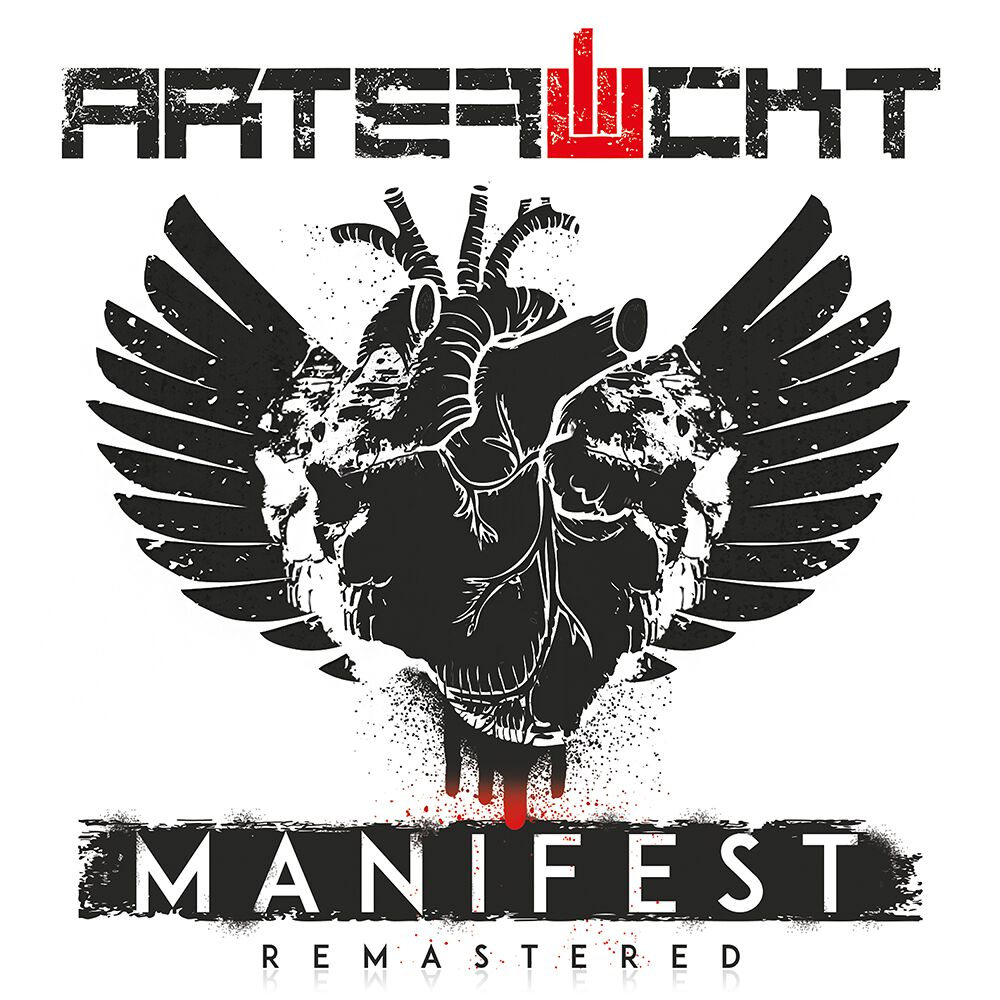 Image of Artefuckt Manifest remastered CD Standard