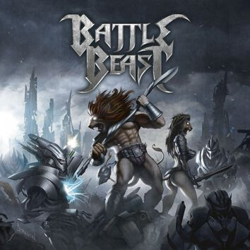 Image of Battle Beast Battle Beast CD Standard