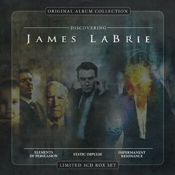Original Album Collection: Discovering James Labrie