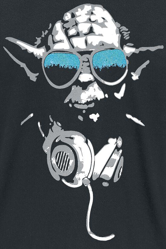 Yoda Cool Star Wars T Shirt Emp