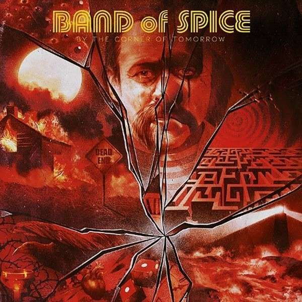 Image of Band Of Spice By corner of tomorrow CD Standard