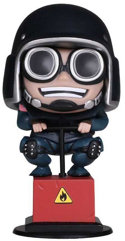 Siege - Six Collection - Thermite Chibi Figur