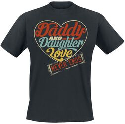 Family & Baby Daddy And Daughter Love