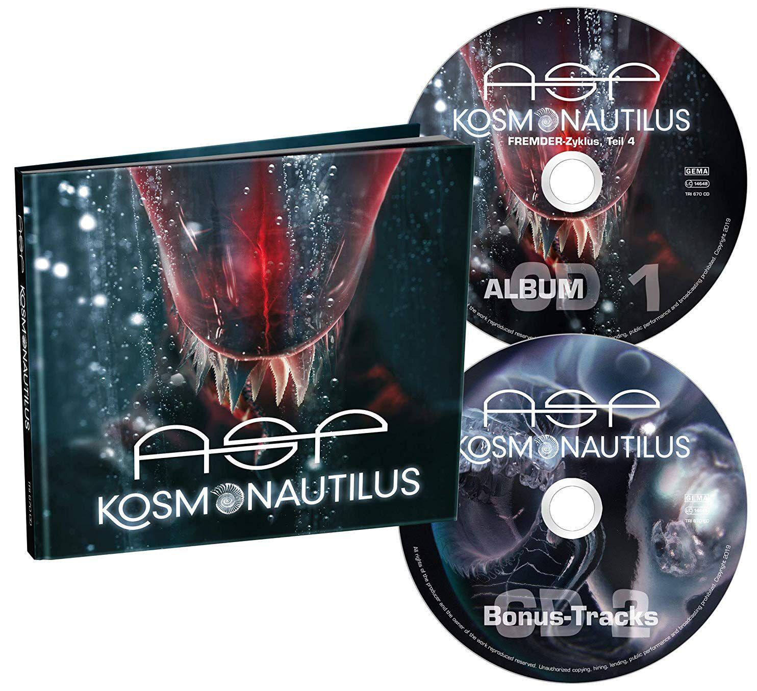 Image of ASP Kosmonautilus 2-CD Standard