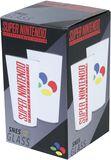 Super NES Glas