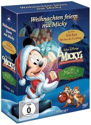 Weihnachten feiern mit Micky