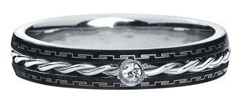Fine Steel Ring