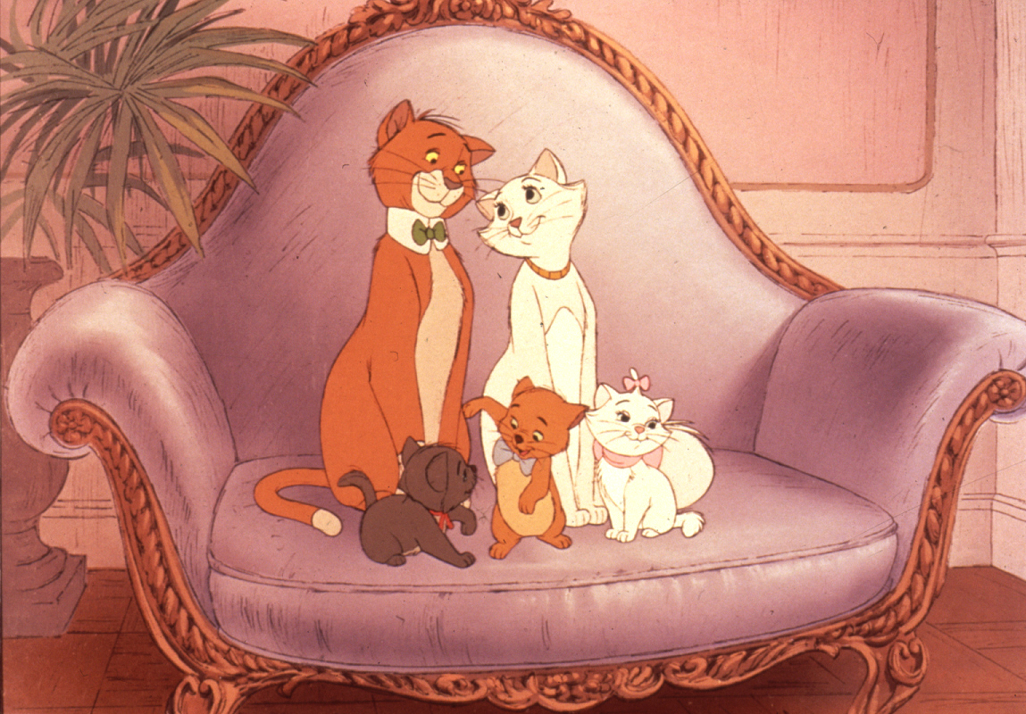 Image of Aristocats DVD Standard