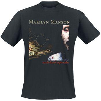 Marilyn Manson Antichrist Superstar Tracklist