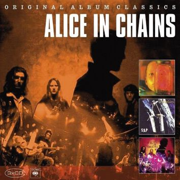 Alice In Chains  Original album classics  3-CD  Standard