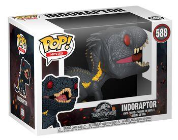 Jurassic World - Indoraptor Vinyl Figur 588