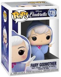 Fairy Godmother Vinyl Figur 739