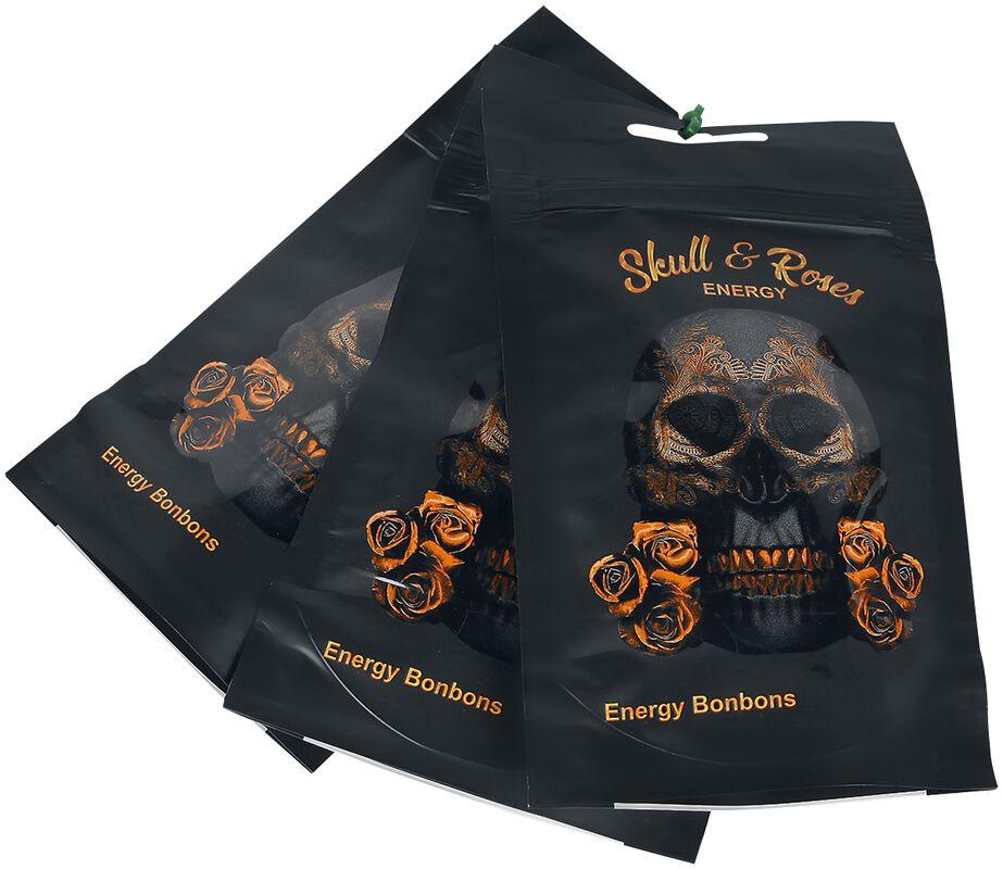 Skull & Roses Energy Bonbons