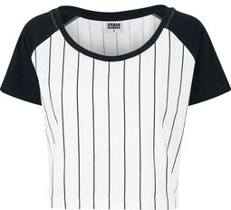 Ladies Cropped Baseball