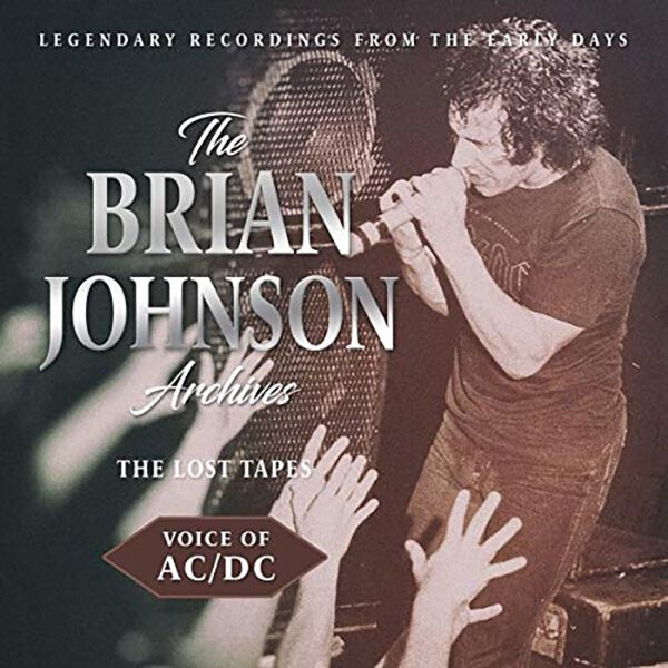 Image of AC/DC The Brian Johnson Archives 3-CD Standard