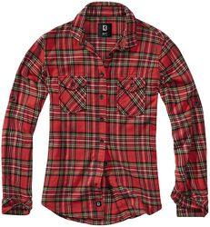 Amy Tartan Flanell Checkshirt